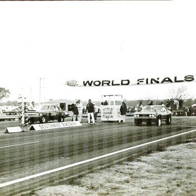 67 world finals - final run