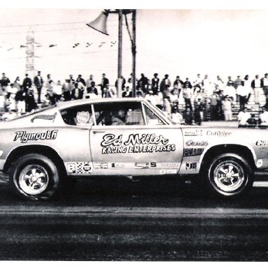 68 Cuda at Lions 1970