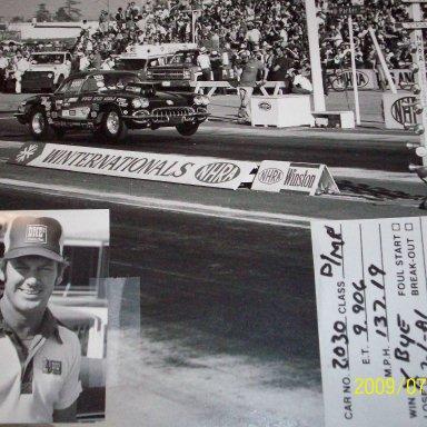Pomona 1981 Corvette