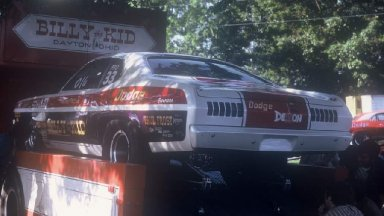Billy The Kid on truck 1972 Dragway 42  photo by Todd Wingerter