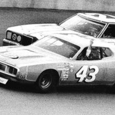 Richard Petty 75 Champion Spark Plug 400