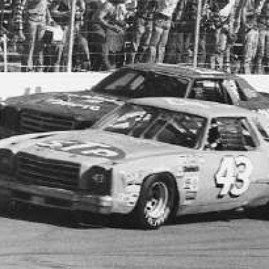 Richard Petty 1979 Dover Win