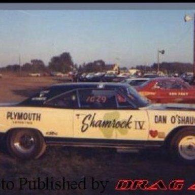 Shamrock IV 1968 GTX