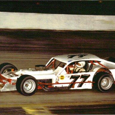 1983 #77 Bentley Warren