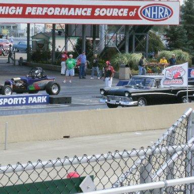 Hot Rod Class Racing