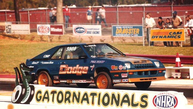 Tom Kasch Dodge Charger FWD 1984 Gators