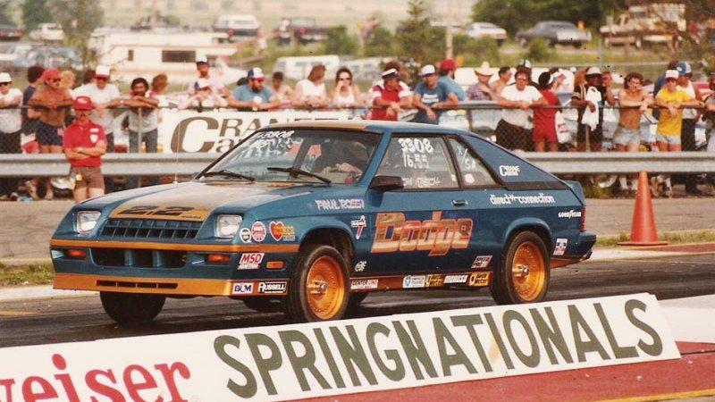 Tom Kasch Dodge Charger FWd 1984 Springnts