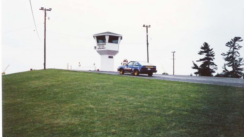 tk 3300 going up the hill at Salem 1985 wcs