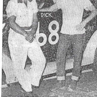 Dickie Plemmons and Jack Pike