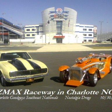 ZMAX Dragway Charlotte