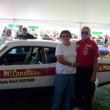 Herb McCandless and his wife