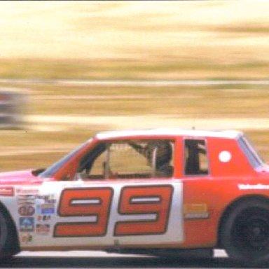#99 Tim Richmond