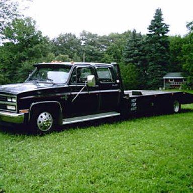 My Ramp Truck