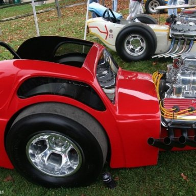 """Rocky Pirrone's """"Glory Days"""" Fuel Coupe"""