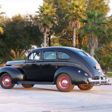 1940 Ford 4 door Sedan