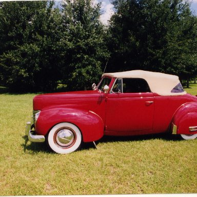 40 Ford, Museum lawn