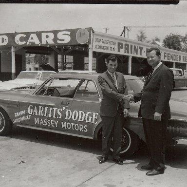 Getting the Keys,1962