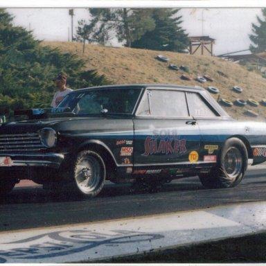 62 Chevy II