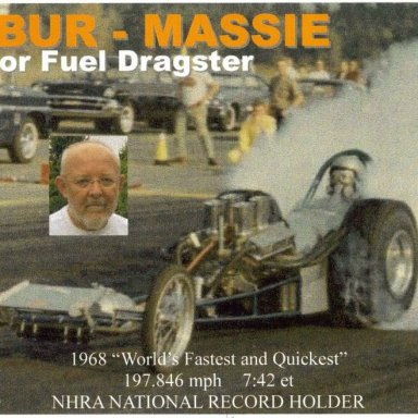 Wilbur-Massie Junior fueler