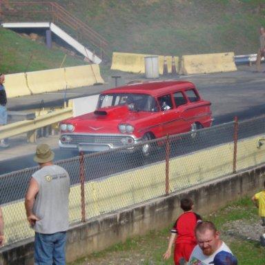 Gearjammers at Wilkesboro 2009
