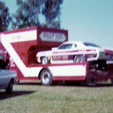 Billy the Kid Truck 1972 Tri-city div 3 wcs