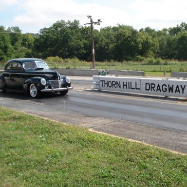Thorn Hill Dragway...Kenton, Ky.