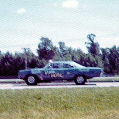 Plym 1972 Tri city div 3 wcs