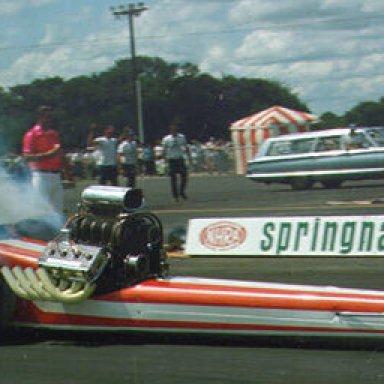 AA/FD of Mike Martini Dallas 1968