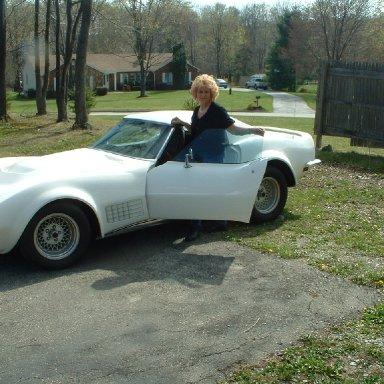 My 72 Corvette