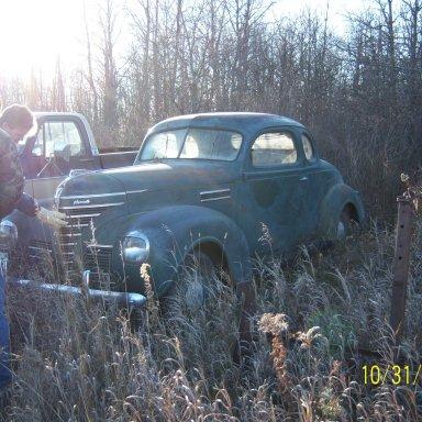 Eddie  39 Plymouth