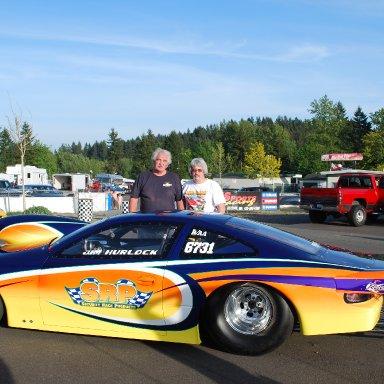 race car005