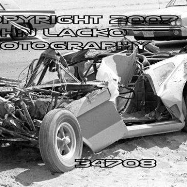 Dick Brannan Wreck