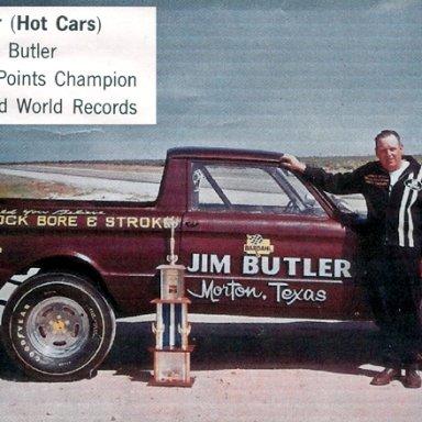 1966 Hot Cars Chapionship Photo