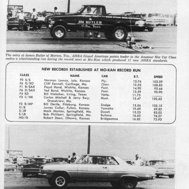 AHRA Record 1966