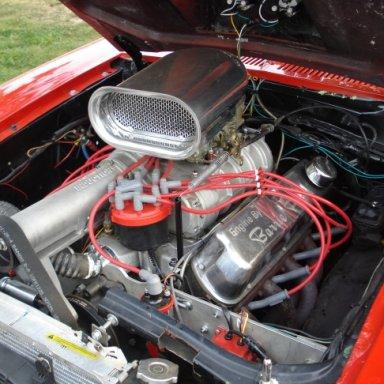 my old 302 engine