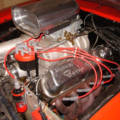 old engine 302