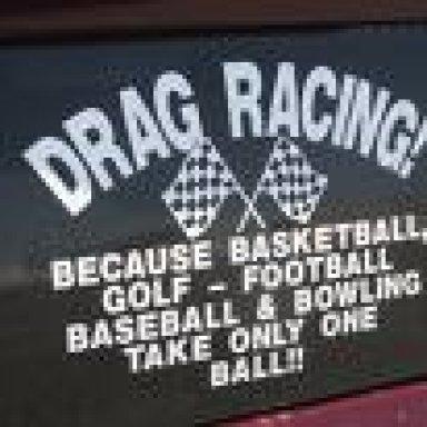 DRAG RACI9NG