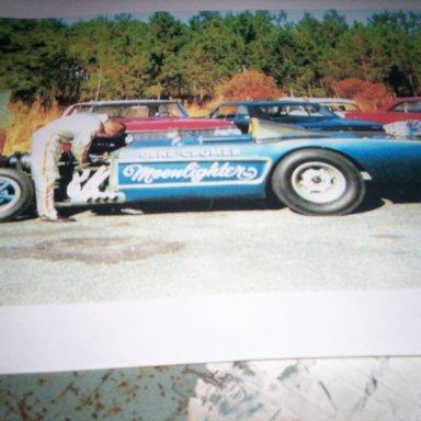 Mr.Gene Cromer 427 sohc mustang.Anderson S.C.
