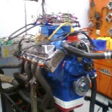 532 cu in, 718HP