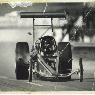 Mike & Kent Lewis's car