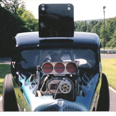 Visionary 33 willys