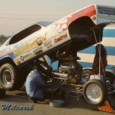 Ed McCulloch 1973