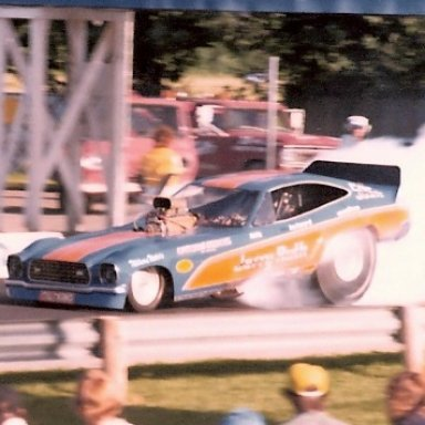 Jerry Ruth F/C - Lee Beard Driver