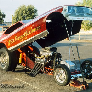 Danny Ongais 1973