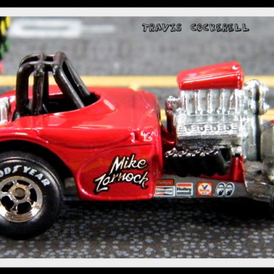 Mike Zarnock's Hot Wheels Altered Roadster