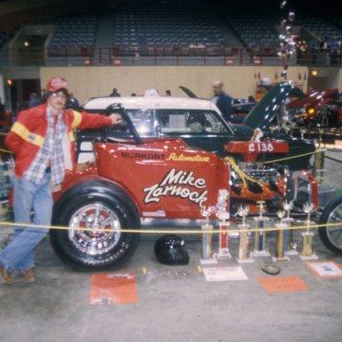 Mike Zarnock's Altered Roadster