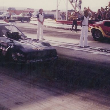 Raymond Beadle match race against Jim Dunn