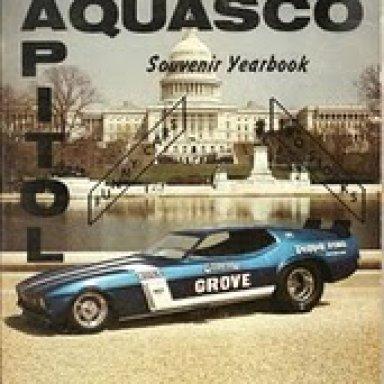 Aquasco & CAPITOL RACEWAY YEARBOOK