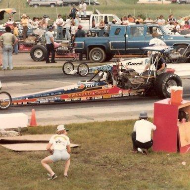 Kelly Brown 1979