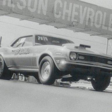 """""""Hot Rodakis"""" at Bonneville Raceway"""